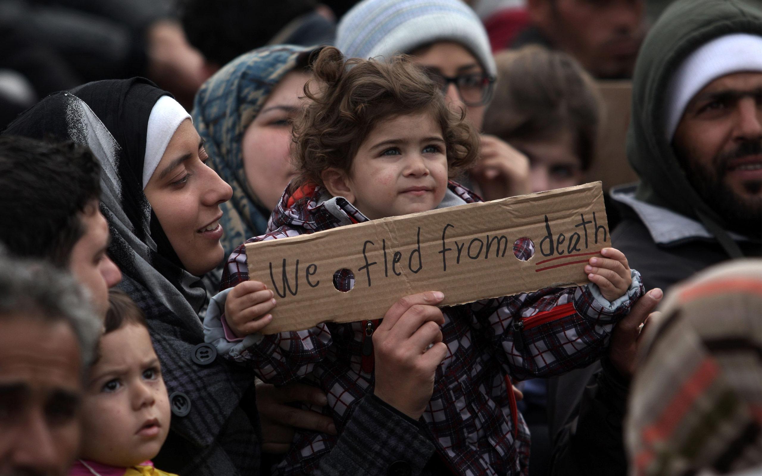 19 april verdronken vluchtelingen
